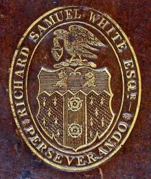White, Richard Samuel (Stamp 1)