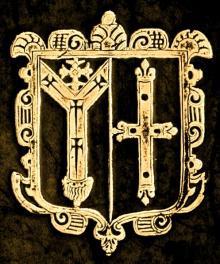 Whitgift, John, Archbishop of Canterbury (1530 - 1604) (Stamp 1)