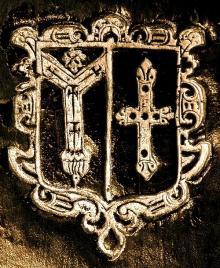 Whitgift, John, Archbishop of Canterbury (1530 - 1604) (Stamp 3)