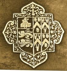 Williams, John, Archbishop of York (1582 - 1650) (Stamp 1)