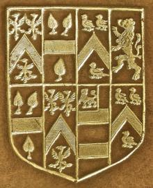 Wilmer, George (1582 - 1626) (Stamp 2)