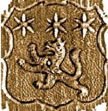 Wilson, Henry Christopher Bruce (1875) (Stamp 1)