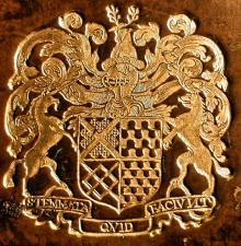 Windsor, Thomas, 6th Baron Windsor (1591 - 1642) (Stamp 1)