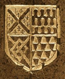 Windsor, Thomas, 6th Baron Windsor (1591 - 1642) (Stamp 5)