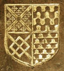 Windsor, Thomas, 6th Baron Windsor (1591 - 1642) (Stamp 6)
