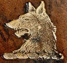 Wolfe, James (1727 - 1759) (Stamp 1)