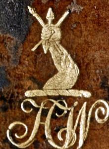 Wood, Henry (Stamp 1)