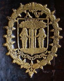 Wood, Anthony (Stamp 1)