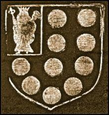 Worcester Cathedral (Stamp 1)