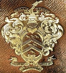 Worcester College Oxford (Stamp 1)