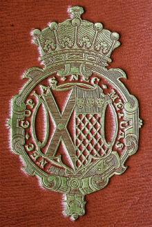 Yorke, Charles Philip, 4th Earl of Hardwicke (1799 - 1873) (Stamp 1)