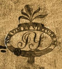 Yule, J (Stamp 1)