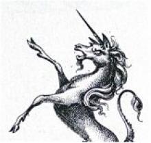unicorn, demi-