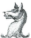wolf's head